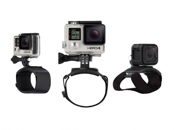 GoPro The Strap Hand, Wrist, Arm and Leg Mount